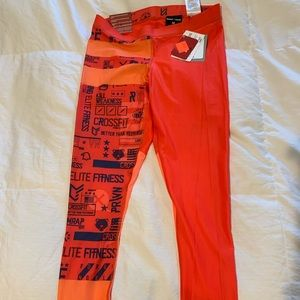 Reebok CF Compression Leggings